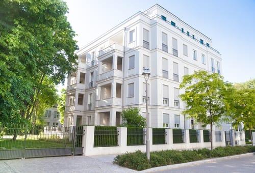 Eigentumswohnungen, Deutschland