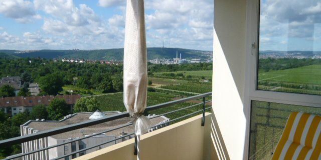 Balkon-neu